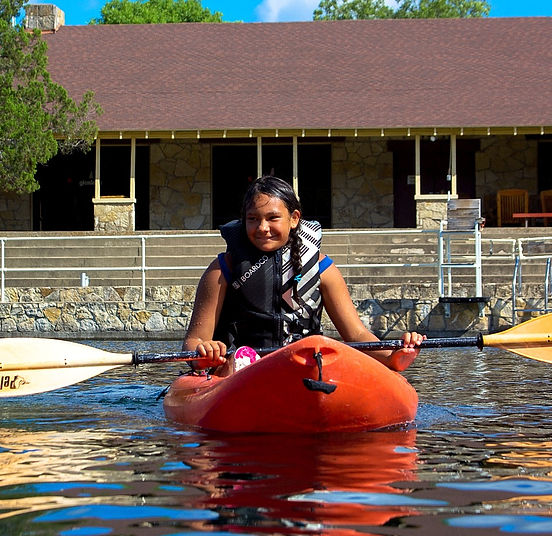 Glen Lake Camp & Retreat Center | Guest Retreats | Summer Camp | Central Texas | Christian Camp | Expedition | Junior High | Kayak | Water Front