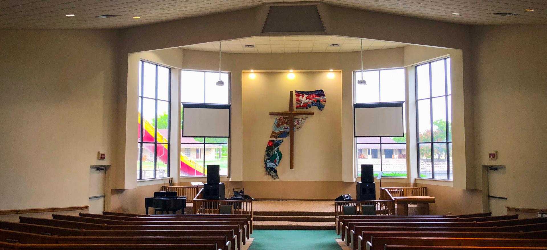 Ogle Chapel | Glen Lake Camp and Retreat Center