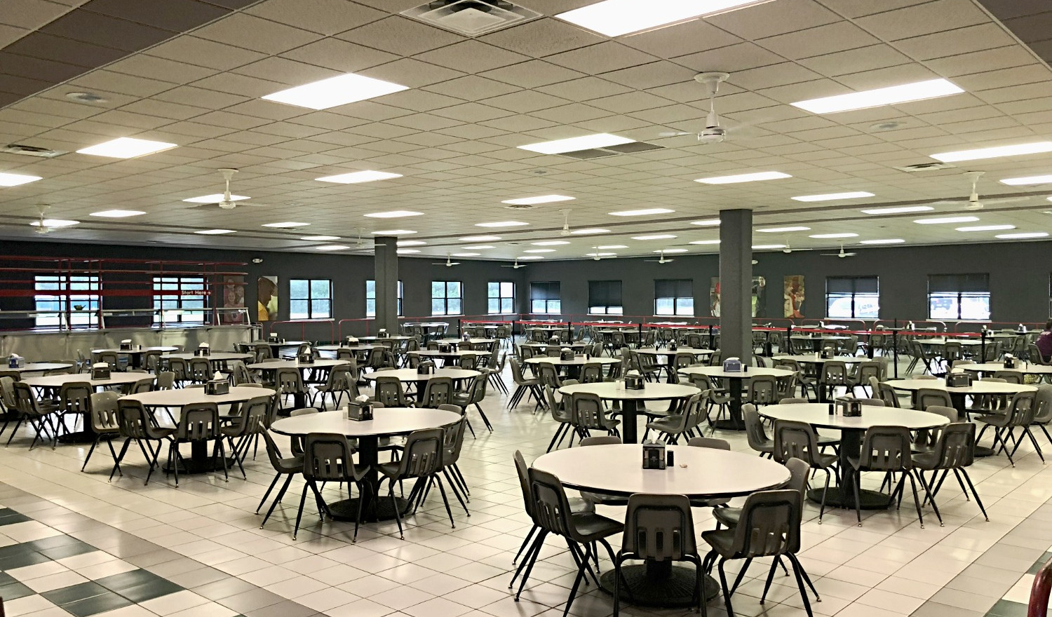 Dining Hall | Glen Lake Camp and Retreat Center