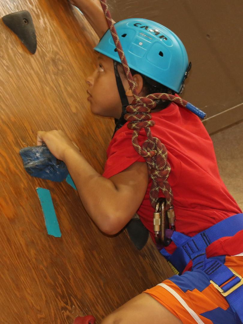 Climbing Wall | Glen Lake Camp & Retreat Center | Guest Retreats | Summer Camp | Central Texas | Christian Camp