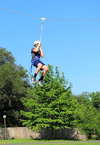Glen Lake Camp & Retreat Center | Guest Retreats | Summer Camp | Central Texas | Christian Camp | Zip Line | High School | Recreation
