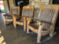 Glen Lake Camp & Retreat Center | Guest Retreats | Summer Camp | Central Texas | Christian Camp | Donate | Give | Rocking Chairs