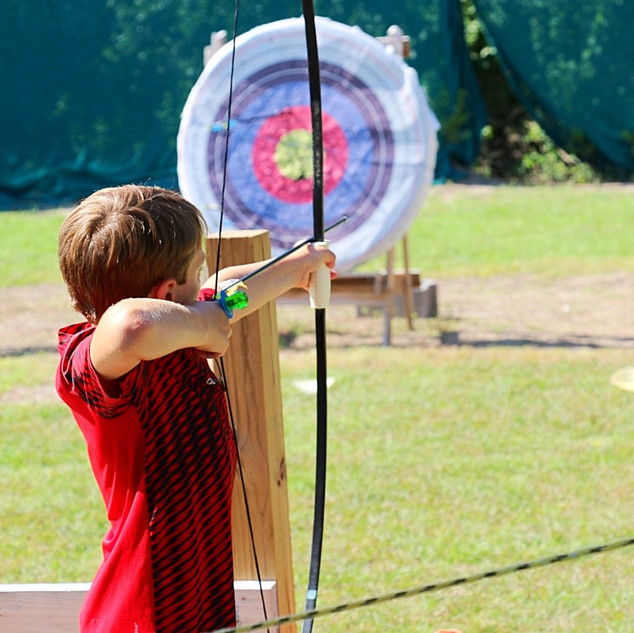 Glen Lake Camp & Retreat Center | Guest Retreats | Summer Camp | Central Texas | Christian Camp | Archery