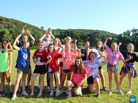 Campers Find Community & Jesus Through Adventure