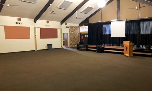 Smith Building Central Room | Glen Lake Camp and Retreat Center