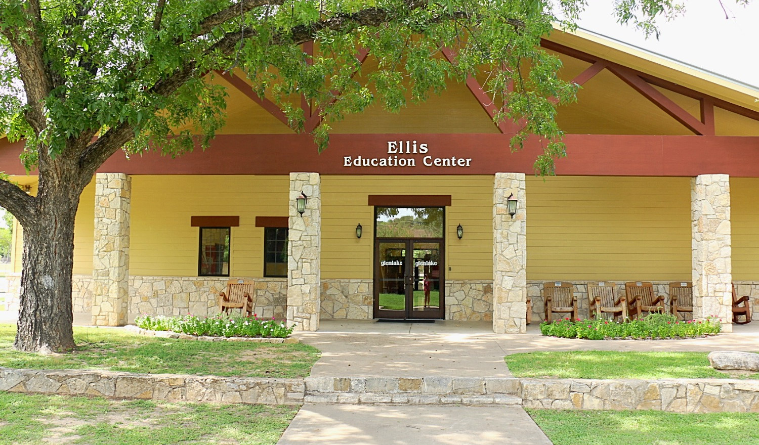 Ellis Education Building | Glen Lake Camp and Retreat Center
