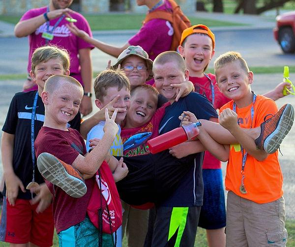 Glen Lake Camp & Retreat Center | Guest Retreats | Summer Camp | Central Texas | Christian Camp | Elementary | Trailblazer | Kids Camp