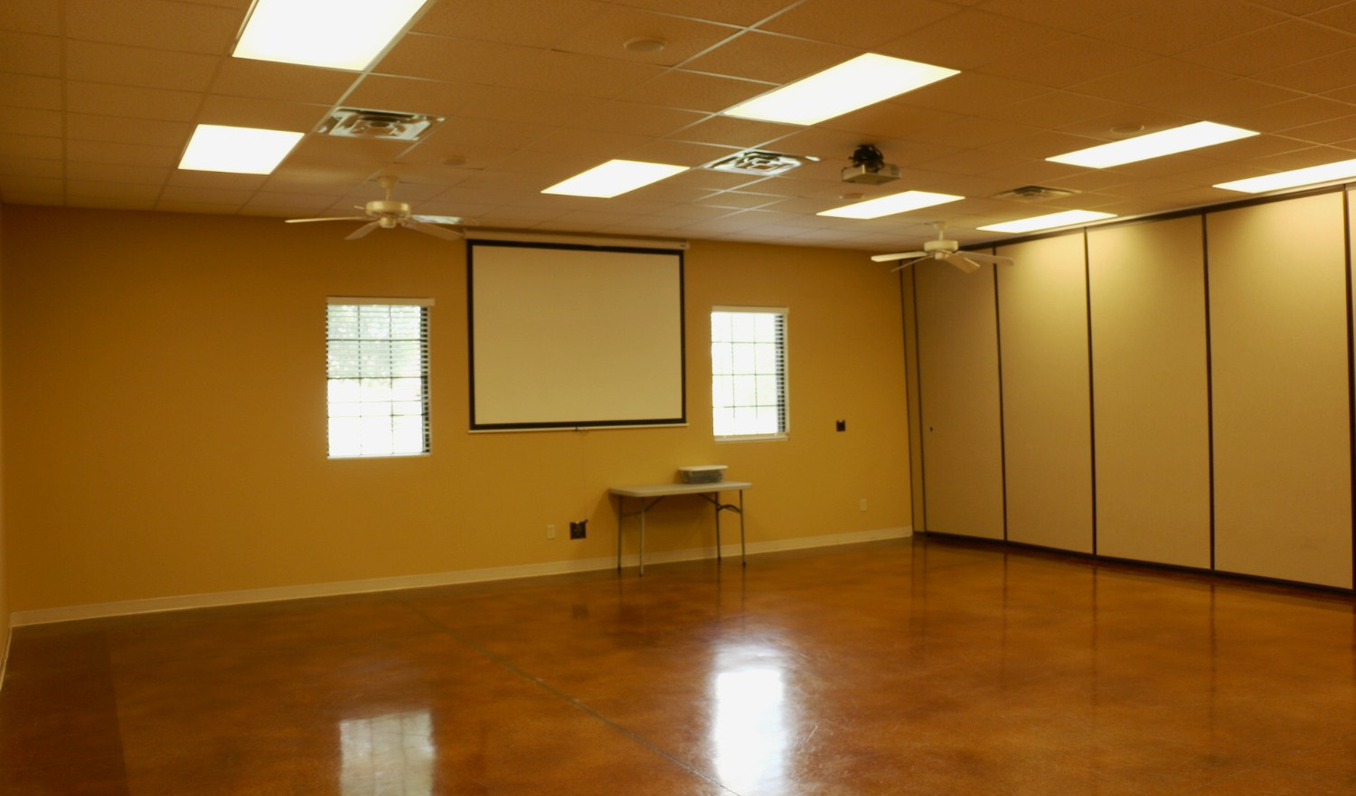 Ellis Education One Classroom | Glen Lake Camp and Retreat Center | Central Texas
