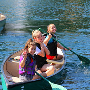 Glen Lake Camp & Retreat Center | Guest Retreats | Summer Camp | Central Texas | Christian Camp | Canoeing | Paddle Sports | Canoes