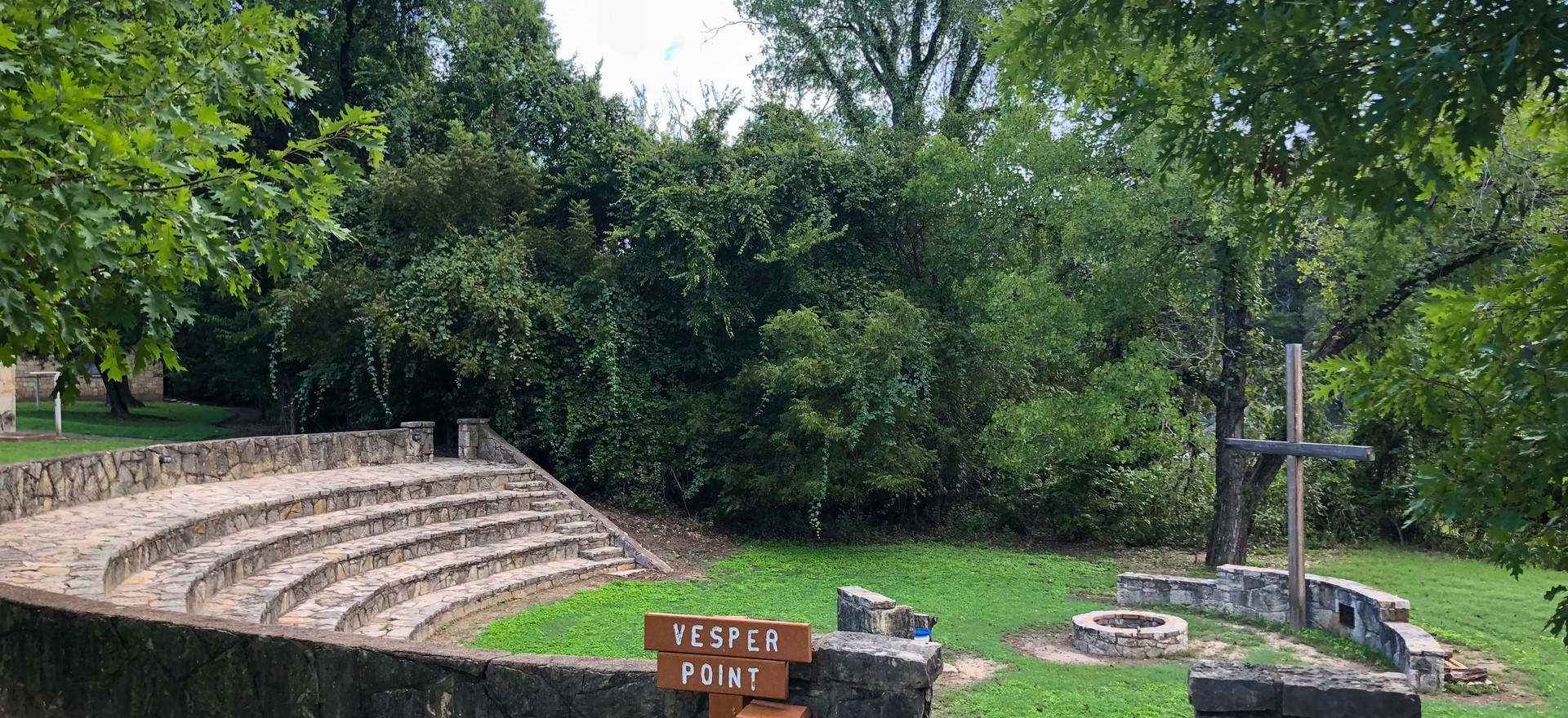 Vesper's Point | Glen Lake Camp and Retreat Center