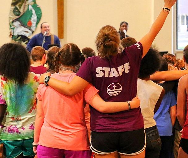 Glen Lake Camp & Retreat Center | Guest Retreats | Summer Camp | Central Texas | Christian Camp | Joe Cisneroz | Rodnei Williams | Summer Staff | Campers | High School