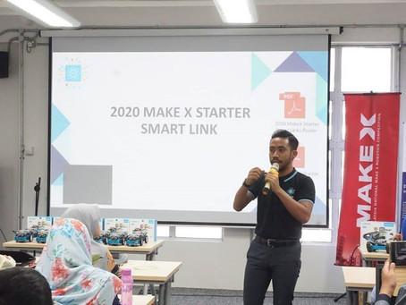 Bengkel Taklimat MakeX 2020 peringkat Negeri Terengganu