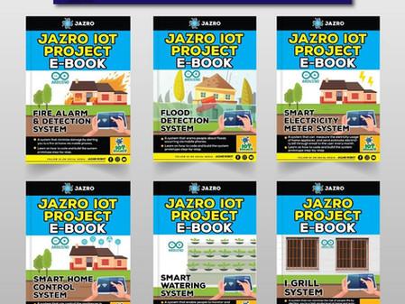 Pelancaran JAZRO Ebook (JAZRO IOT Project Ebook & JAZRO Mbot Ebook )