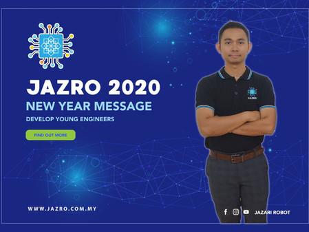 Ucapan Tahun Baru 2020