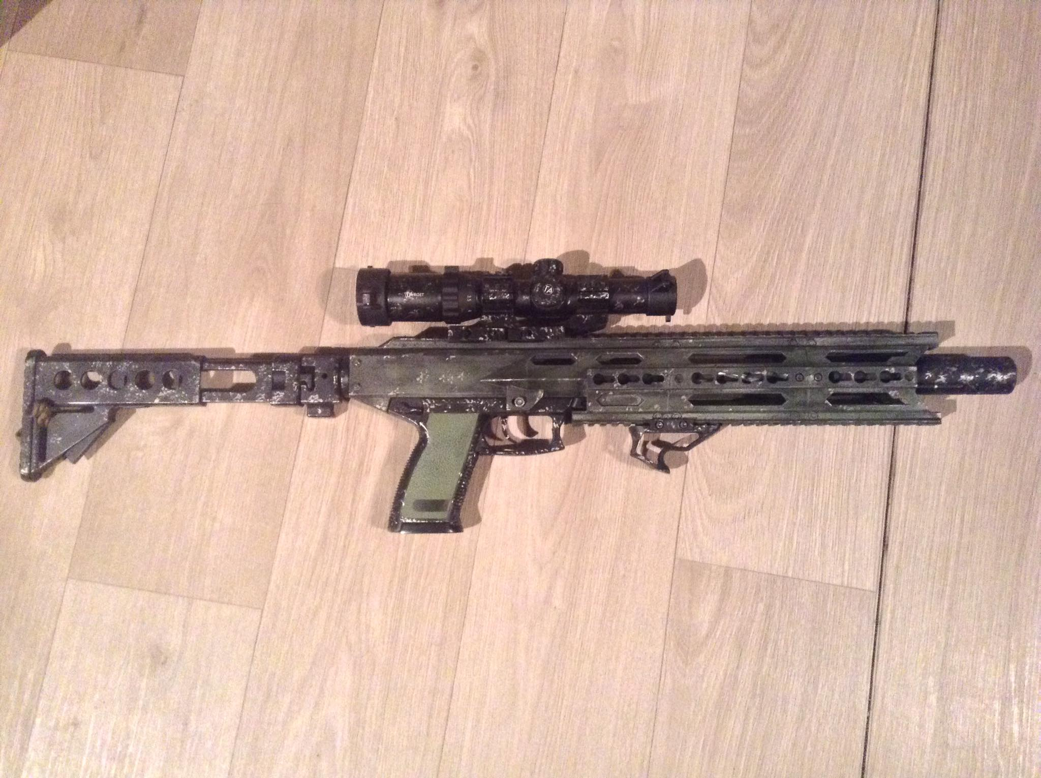 FA Carbine Kit Example 8