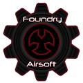 The Foundry Airsoft Logo