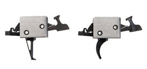 Flat and Curved RS trigger. Source: Strongsidetactical.com