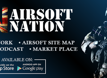 Airsoft Nation Podcast: The MK23 Show