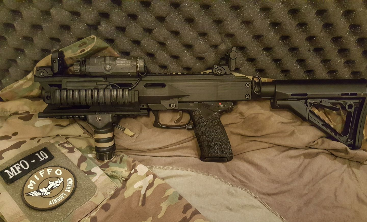 FA Carbine Kit Example 11