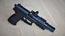 CONTACT! - RMR Rail and Compensator assembly from Alex 3D Print