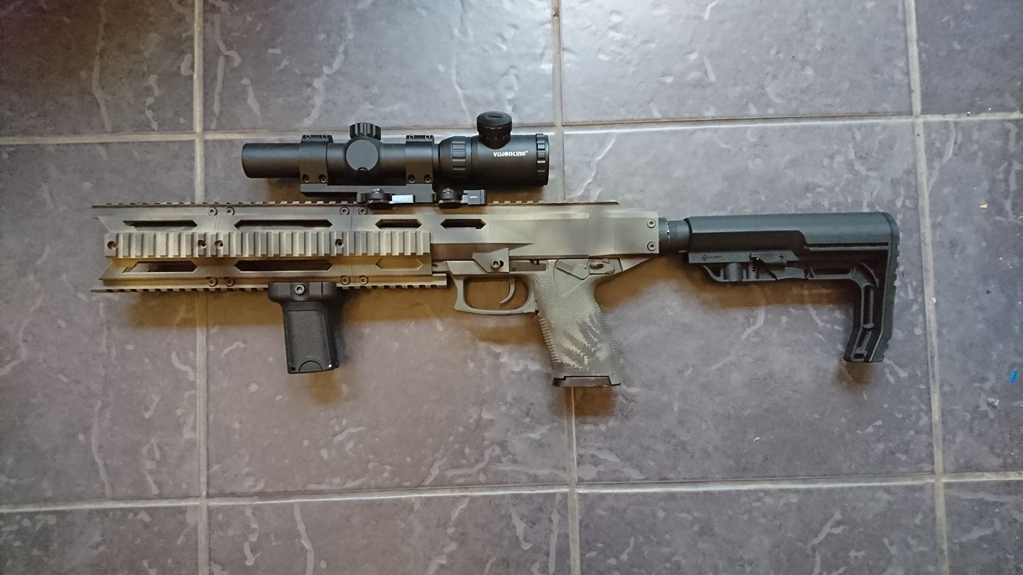 FA Carbine Kit Example 6