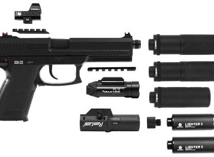 CONTACT! - The Novritsch SSX-23 GNB