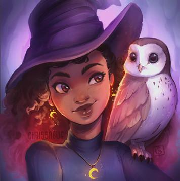 Moon Owl Magic