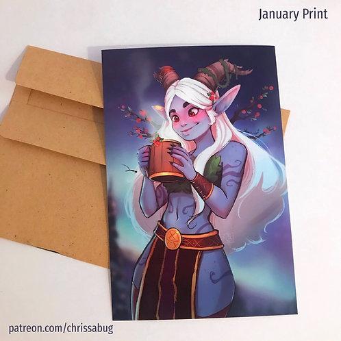 Winter Cheer (Small Print)
