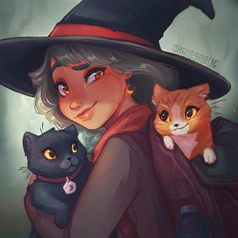 Feline Familiars