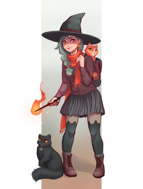 Cat Witch