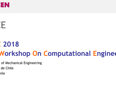 First Workshop on Computational Engineering