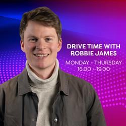 Robbie Drive Mon-thurs