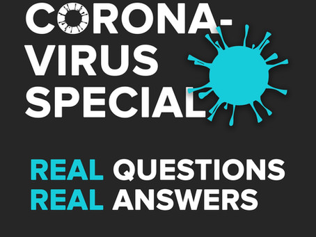 The Coronavirus Special