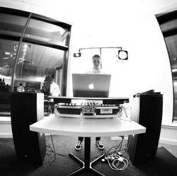 DJing Ride London