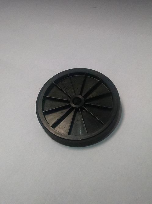 Robot wheel.