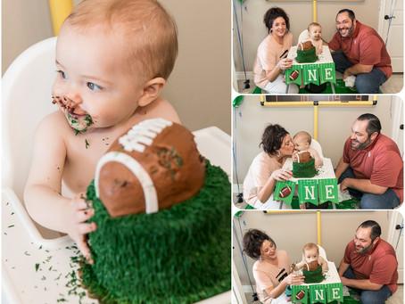 1st Birthday Party – Edmond, OK - Photos by Keshia