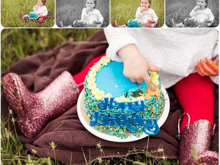 Birthday  Session – Yukon, OK - Photos by Keshia