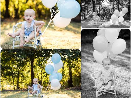 1st Birthday – Yukon, OK - Photos by Keshia