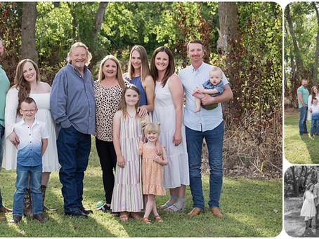 Family Session – Yukon, OK - Photos by Keshia
