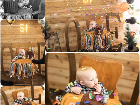 1st Birthday Party – The Manor - Photos by Keshia