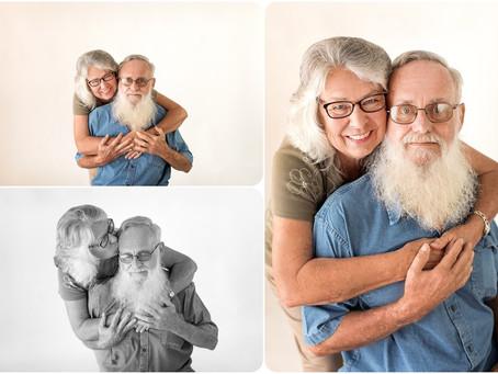 Couple's Session – Yukon, OK - Photos by Keshia