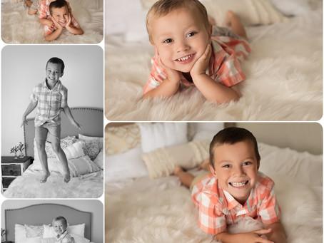 Kiddo Session – Yukon, OK - Photos by Keshia