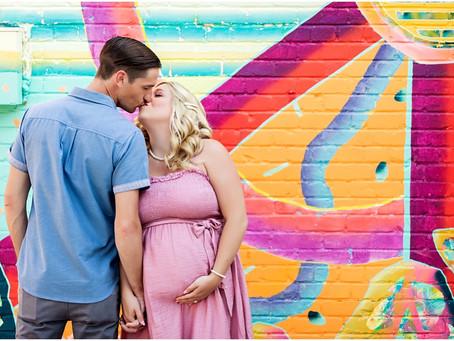 Maternity Photographer – Yukon, OK - Photos by Keshia