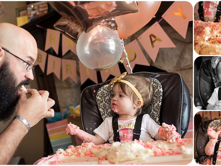 1st Birthday Party – Moore, OK - Photos by Keshia