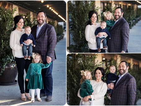 Family Session – Colcord Hotel in OKC - Photos by Keshia