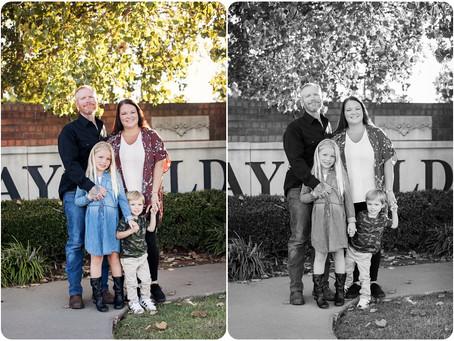 Family Session – OKC - Photos by Keshia
