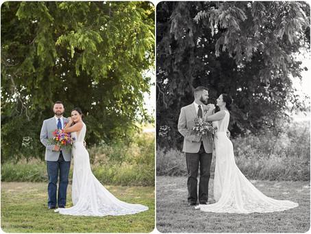 Mr. & Mrs. Francis – Newcastle, OK - Photos by Keshia