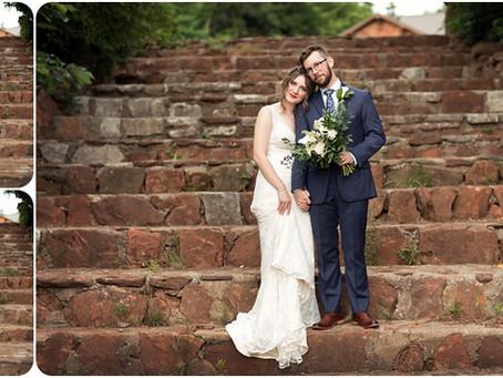 Bride + Groom  - Mr. & Mrs. Tillison  - Photos by Keshia