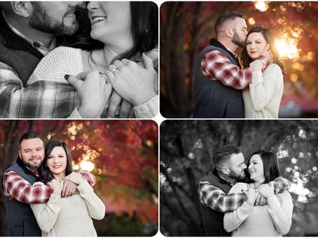 Engagement Session – Yukon, OK - Photos by Keshia