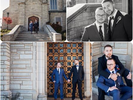 Mr. & Mr. Keeton  – OKC Weddings – Photos by Keshia